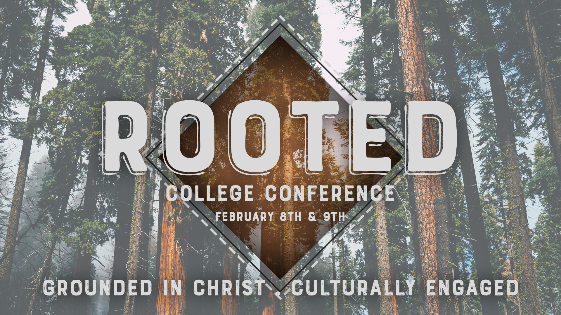 Rooted 2018 Graphic